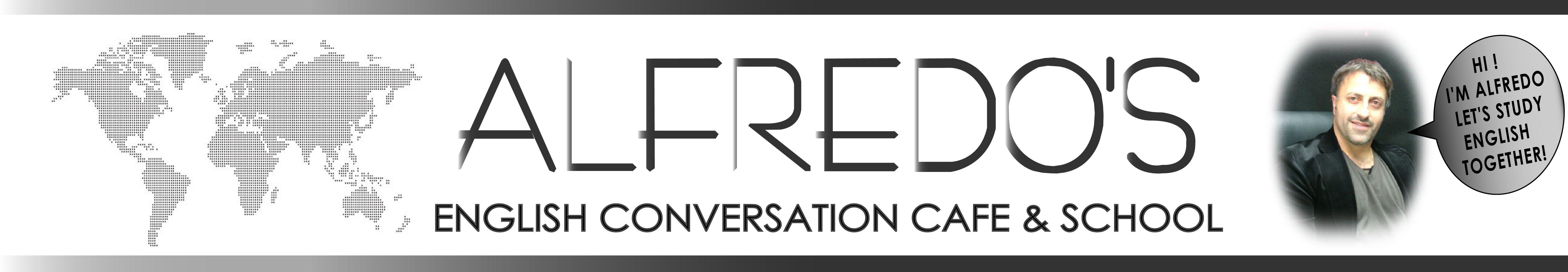 大阪市西区の英会話カフェ&スクールALFREDO'S ENGLISH CONVERSATION CAFE &SHOOL